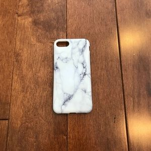 Accessories - iphone 7 marble phone case